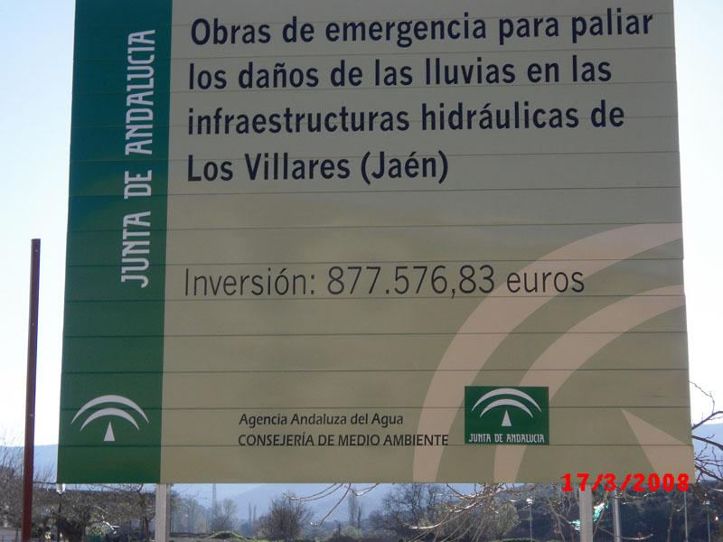 Los villares nueva zona de paseo - Los villares jaen ...
