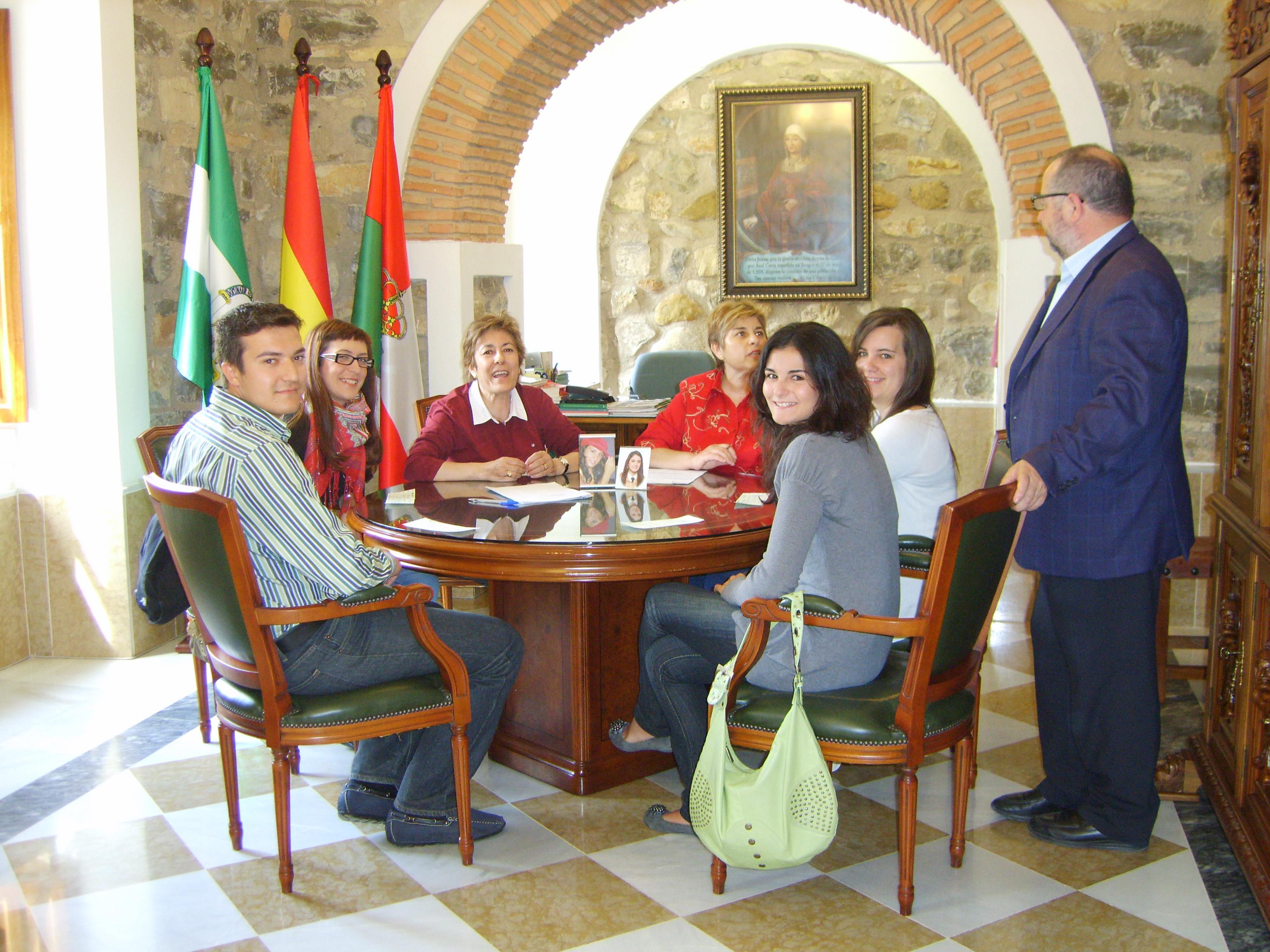 Los villares becarios erasmus durante el curso 2010 2011 - Los villares jaen ...