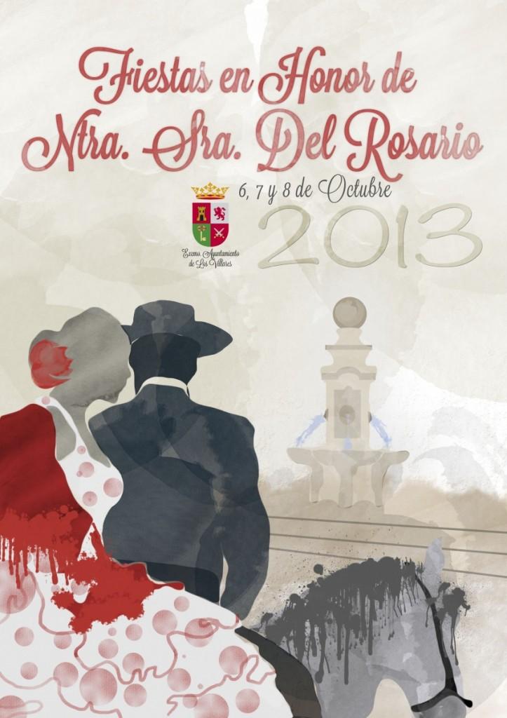 Portada Ferias del Rosario 2013