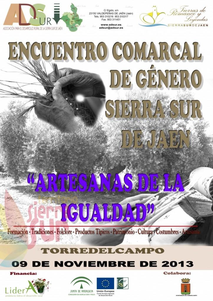 cartel encuentro mujeres 2013 FINAL