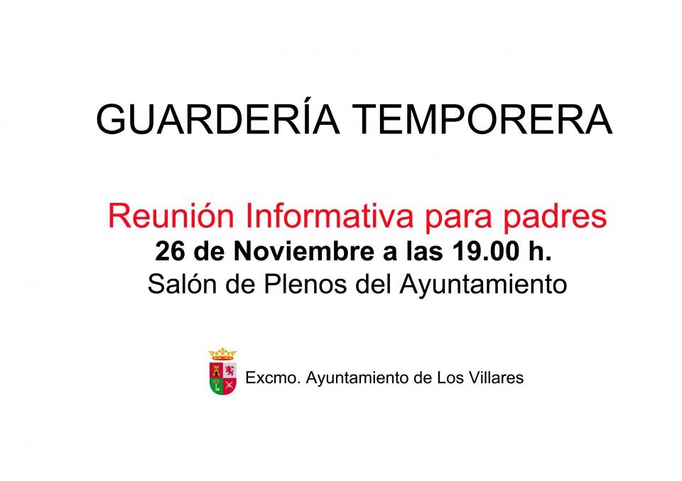 guarderia temporera2013
