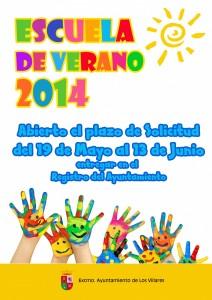 CartelEscuelaVerano2014